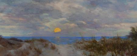 Carolina Moonrise
