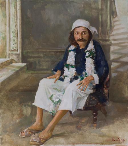 Meher Baba in Ahmednagar, 1926