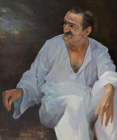 Meher Baba at Meher Spiritual Center, July 28 1956