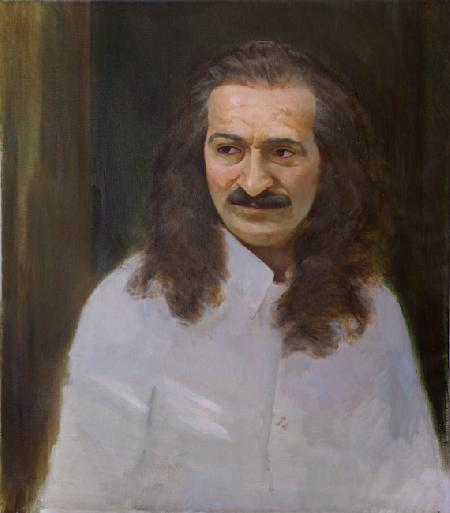 Meher Baba in Cannes, France 1937