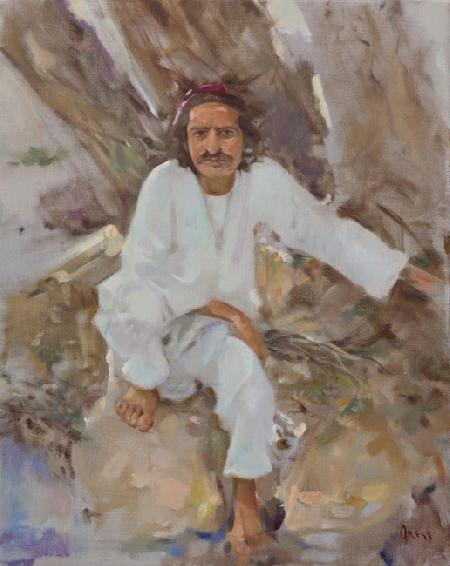 Meher Baba in Quetta, 1923