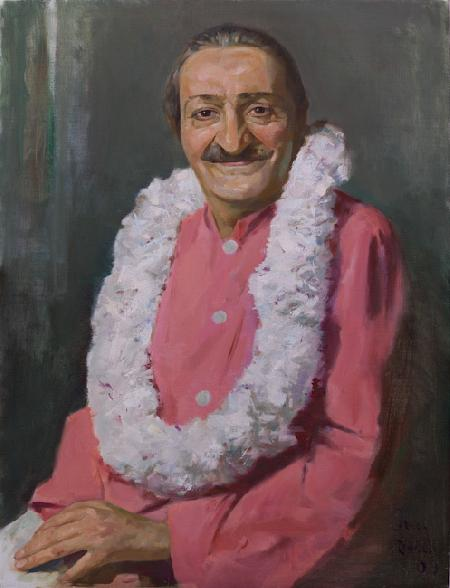 Meher Baba in Washington D.C. July 30 1958 I