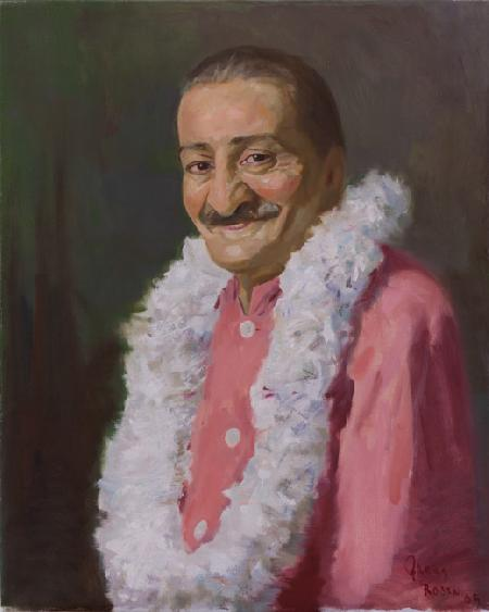 Meher Baba in Washington D.C. July 30 1958 II