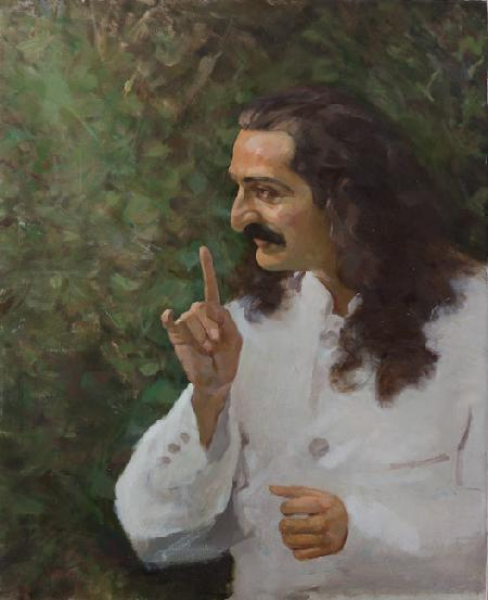Meher Baba Profile in Cannes, France