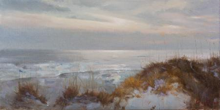 Winter Beach I